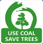Use Coal, Save the Trees